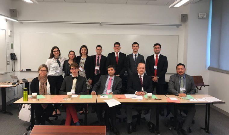 Faculdade de Direito da UFPR tem a melhor equipe brasileira em evento internacional