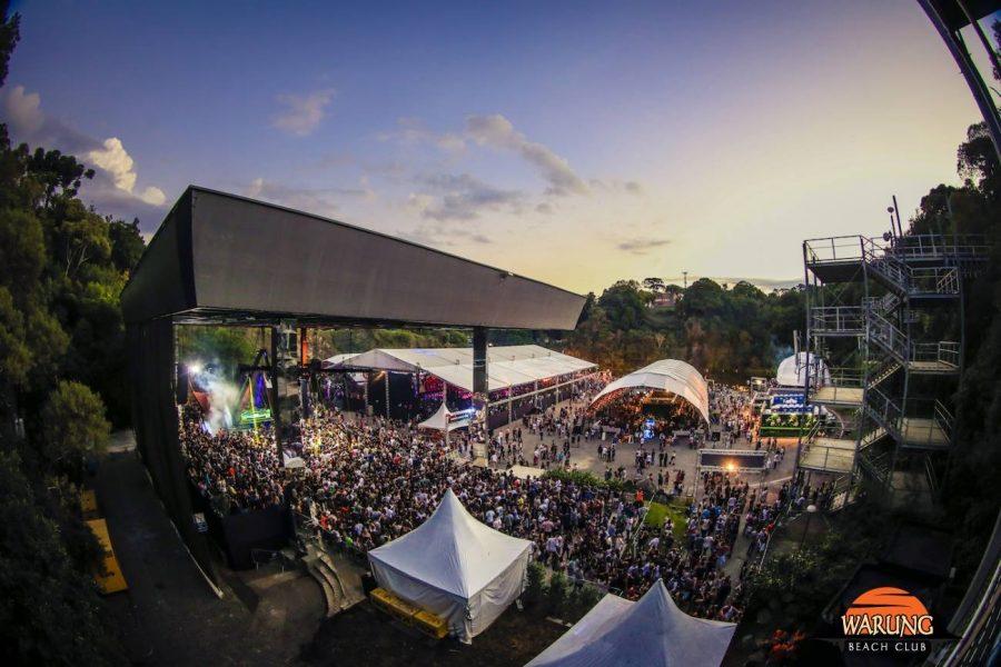 Warung Day Festival neste sábado em Curitiba