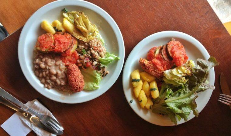 Buffet vegano em Curitiba se especializa em preparos sem glúten