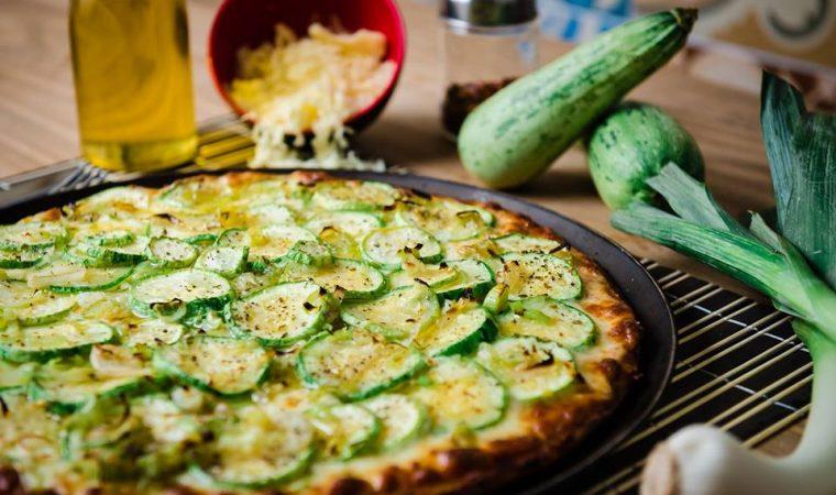 Onde comer pizza vegana em Curitiba