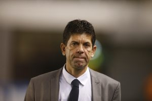 Técnico Fabiano Soares do Atlético. Albari Rosa/Gazeta do Povo