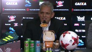 Reinaldo Rueda fala sobre o Atlético-PR. Divulgação.