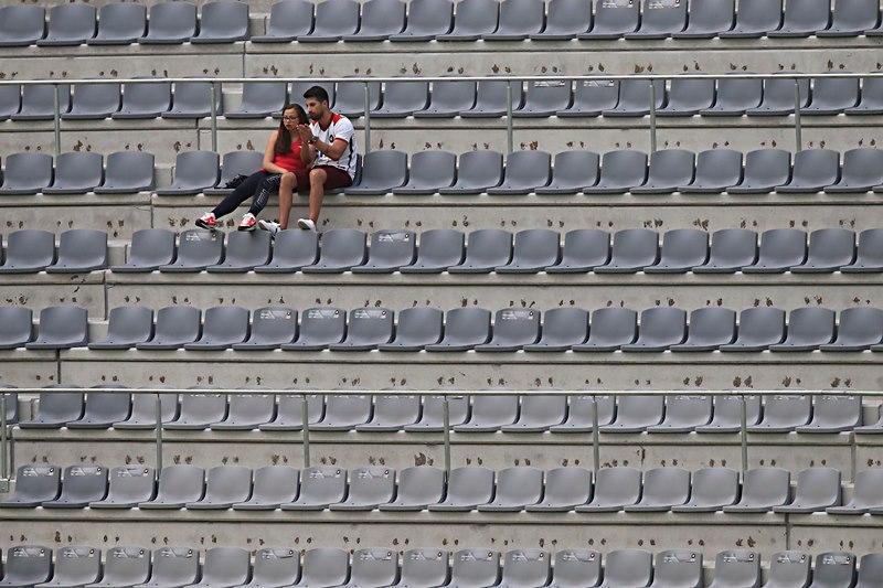 Atlético culpa torcida por Arena vazia. E a fuga dos sócios, clube explicará?
