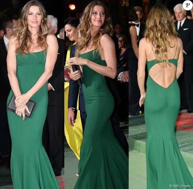 A top model brasileira ganhou o prêmio inaugural Eco Laureate pelo seu ativismo à favor do meio ambiente. (crédito: divulgação).