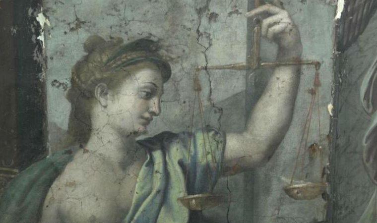 Vaticano descobre duas pinturas de Rafael com mais de 500 anos