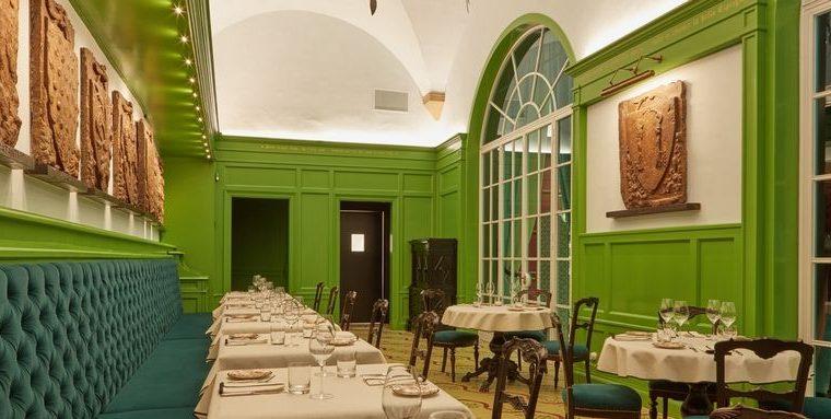 Gucci lança um restaurante no Gucci Museo