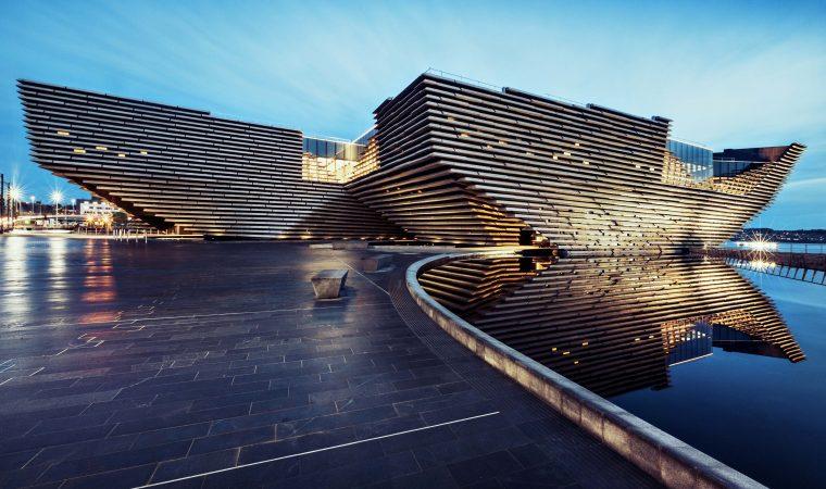 Escócia ganha seu primeiro museu de design