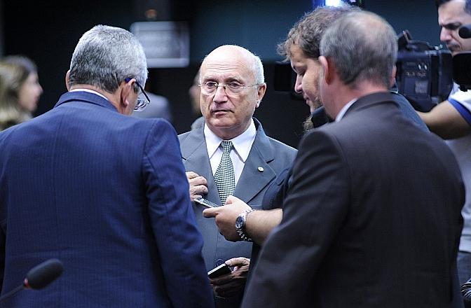 Deputado federal Osmar Serraglio (PMDB-PR). Foto: Alex Ferreira/Arquivo Câmara dos Deputados
