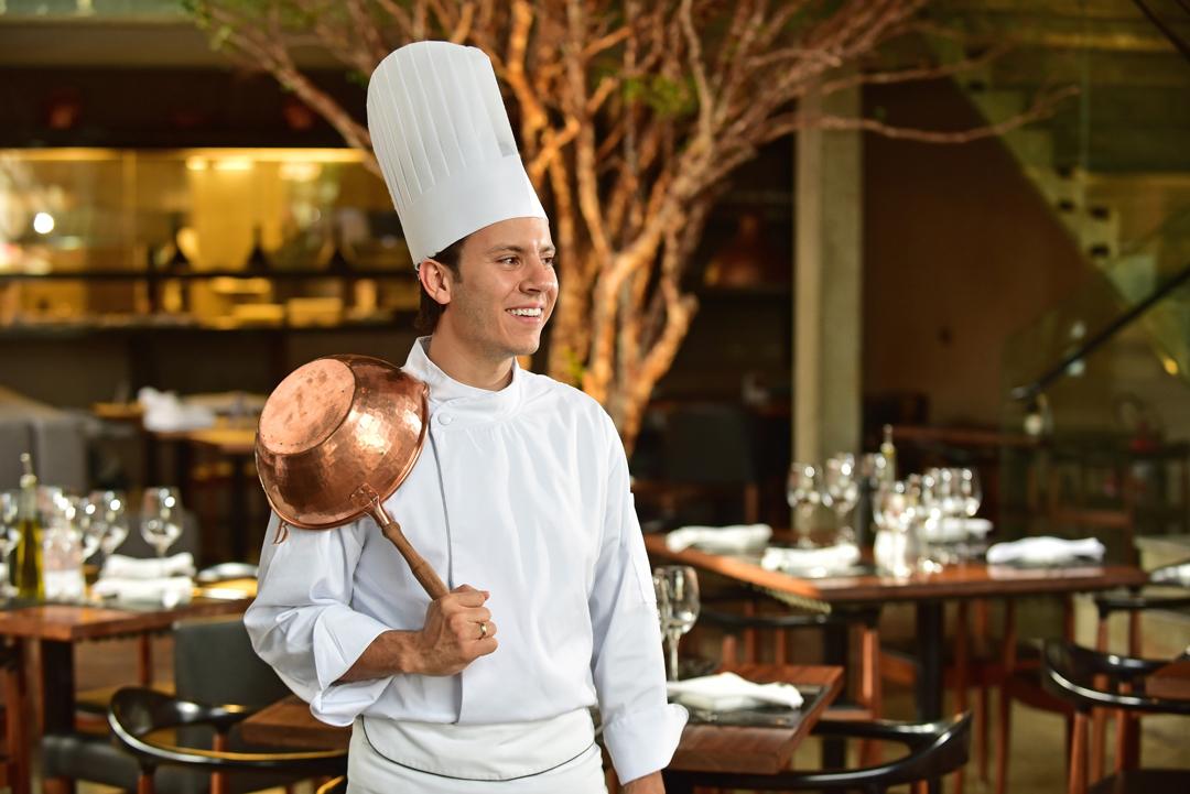 Chef Dyogo Prado   Foto: Marcelo Krelling
