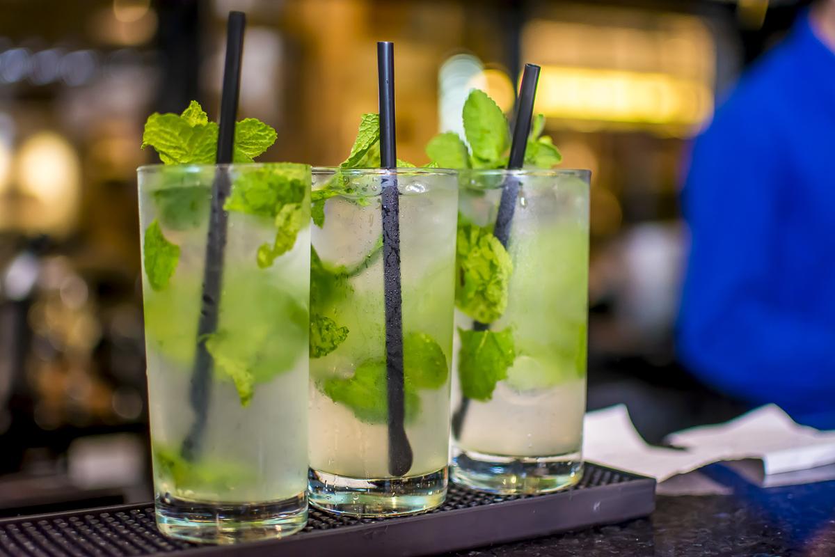 Cocktails do Cleriquot / O que fazer em Curitiba por Lorenzo Bernardi