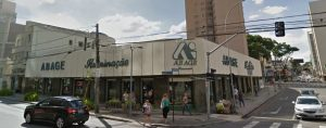 Curitiba perde tradicional loja Irmãos Abage do Centro