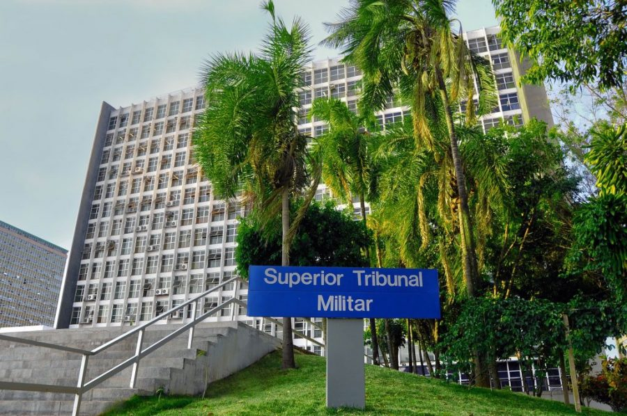 Prédio do Superior Tribunal Militar, em Brasília