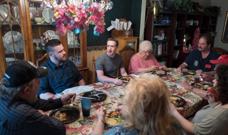 Face a face com Mark Zuckerberg