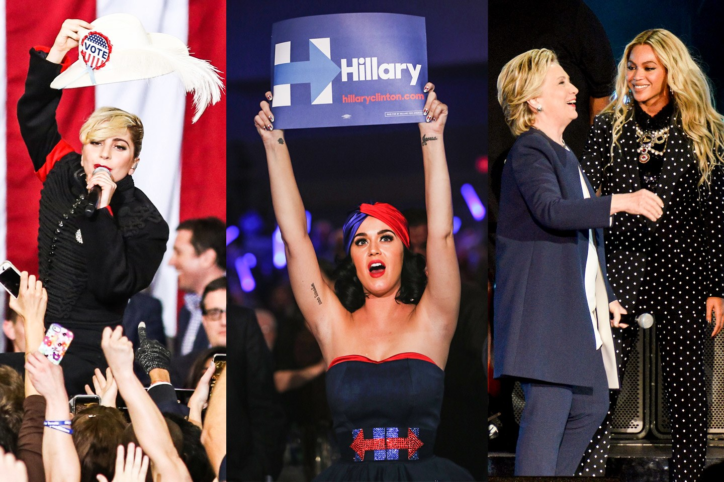 Did Celebrity Endorsements Contribute to Hillary Clinton's ...
