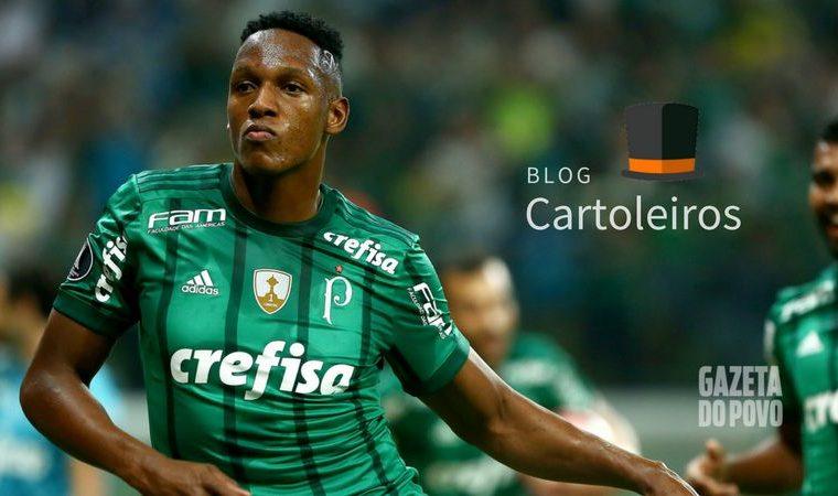 Dicas do Cartola FC 2017 – 36ª rodada: escalações e apostas