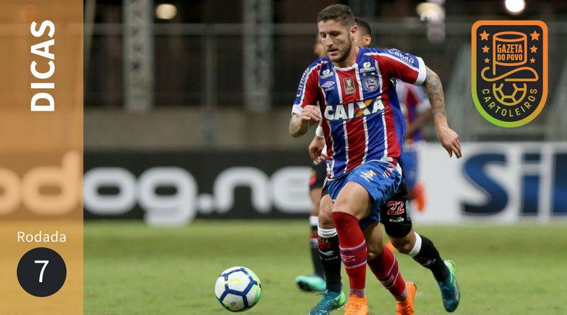 Dicas do Cartola FC 2018 – 7ª rodada: escalações e apostas