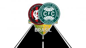 Atlético-PR e Coritiba na Copa do Brasil.