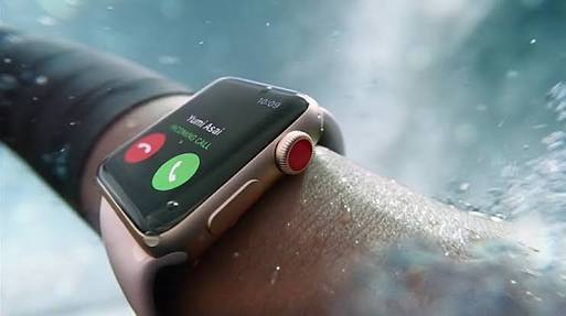 Quanto custará a mais ter dados no Apple Watch?