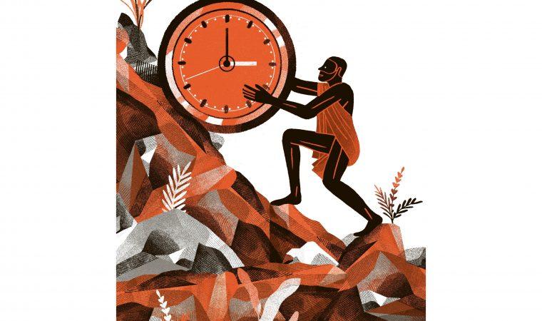 Como se se pudesse matar o tempo sem lesar a eternidade