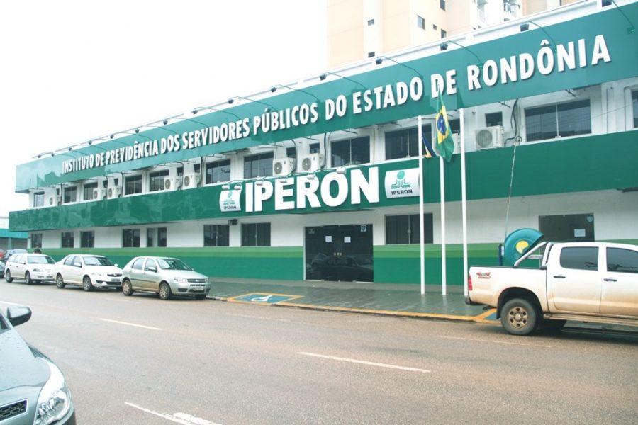 Imagem - Governo de Rondônia/Sede do Iperon