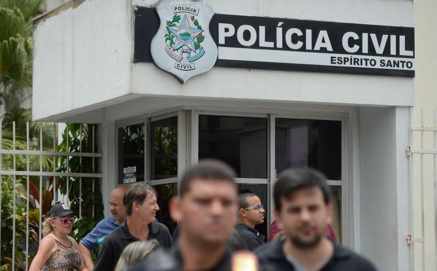 De acordo com o governador do Espírito Santo, o concurso é parte do esforço na quebra do ciclo vicioso da impunidade. (Foto: Tânia Rêgo/Agência Brasil)