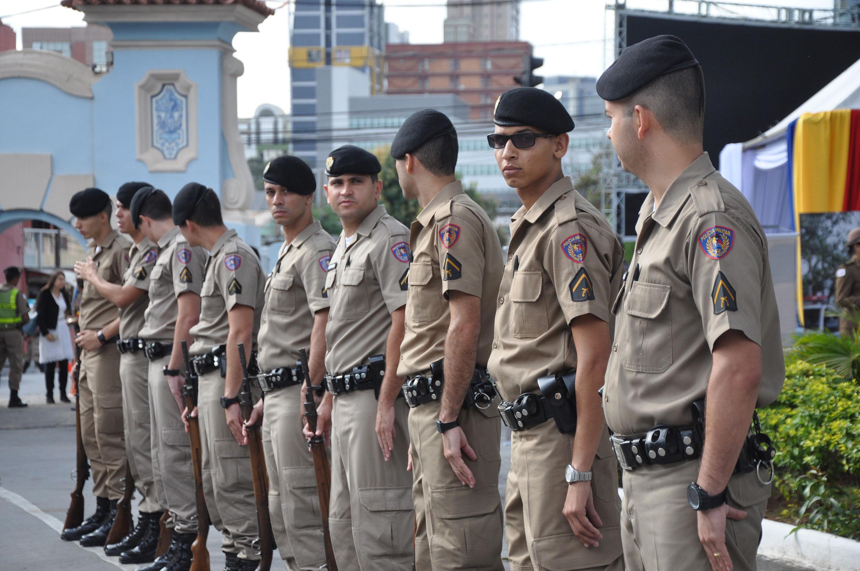 Foto de policiais militares 34