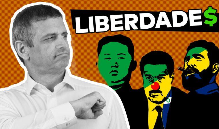 O Brasil está perto de se tornar uma nação reprimida