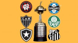 Libertadores 2017: sorteio ao vivo das oitavas de final.