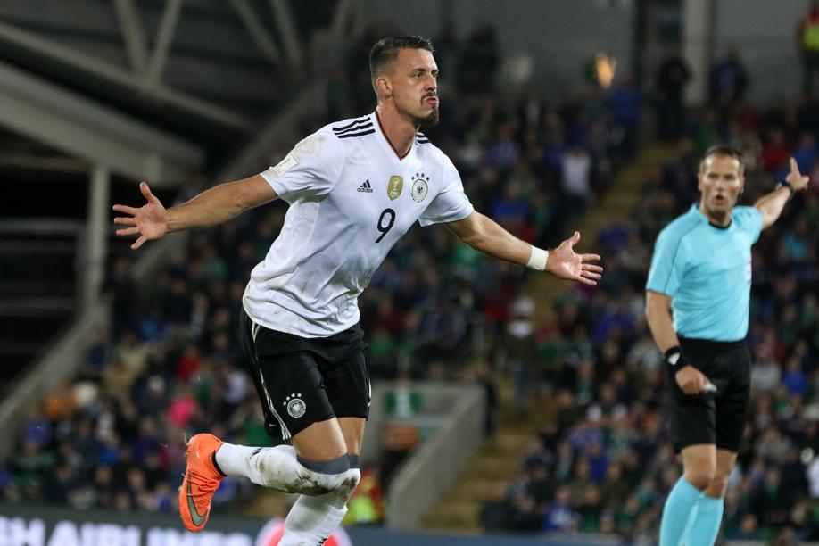 Alemanha na Copa