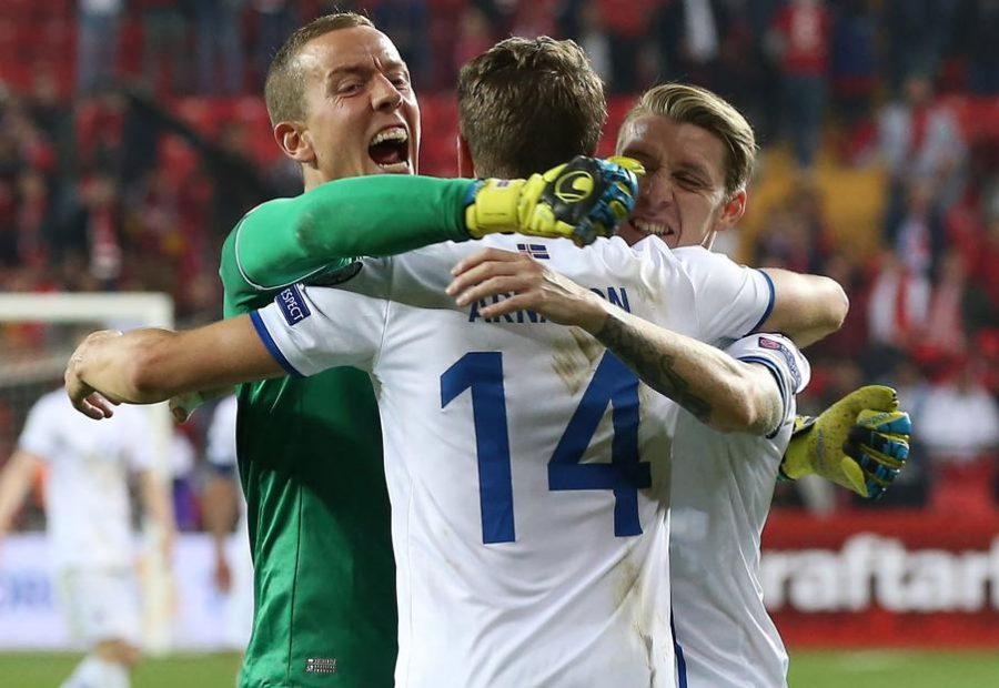 Islândia na Copa do Mundo