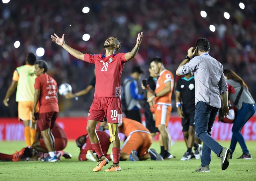 Panamá na Copa