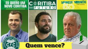 eleição do Coritiba