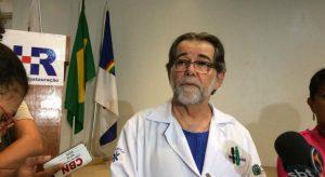 Médico Marcos Barreto