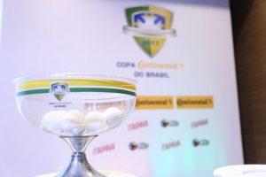 Sorteio da Copa do Brasil 2018