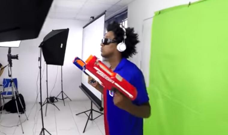 Vídeo de making of do Paraná mostra atletas fazendo poses e brincando de Gralha