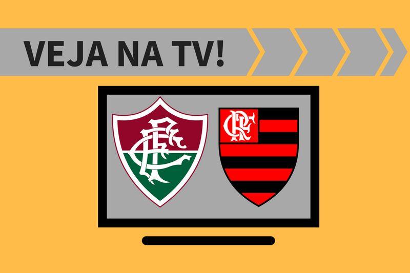 Fluminense x Flamengo ao vivo: saiba como assistir ao Fla-Flu na TV
