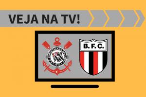 Botafogo-SP x Corinthians ao vivo: saiba como assistir ao jogo