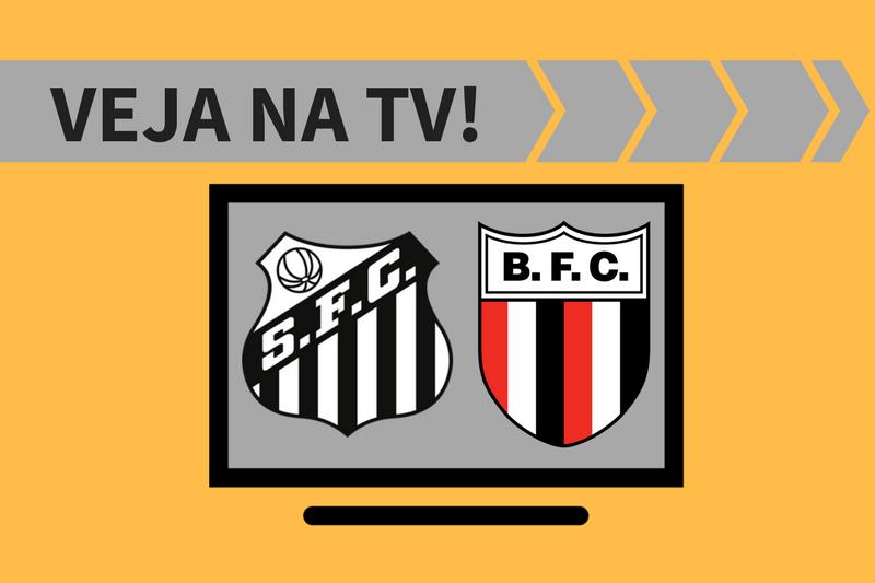 Santos x Botafogo-SP ao vivo: saiba como assistir ao jogo na TV