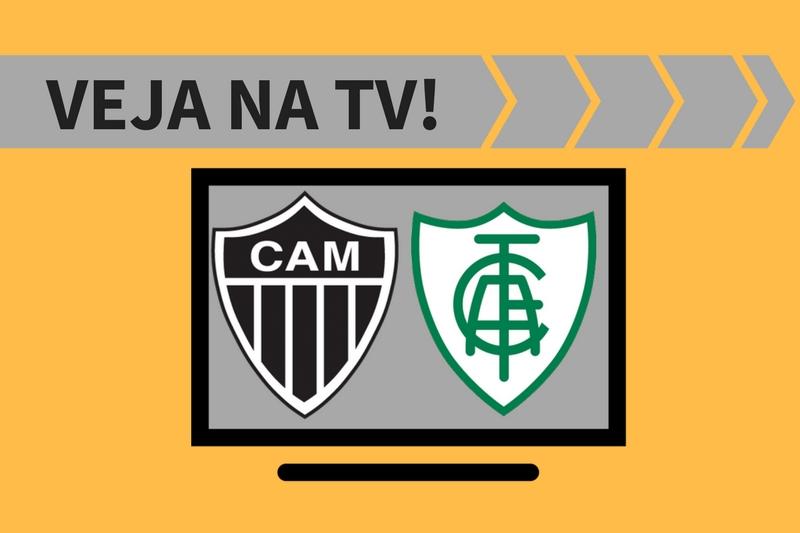 Atlético-MG x América-MG ao vivo: saiba como assistir ao jogo na TV