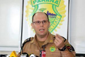 Coronel Tortato. Foto: Átila Alberti/Tribuna do Paraná.