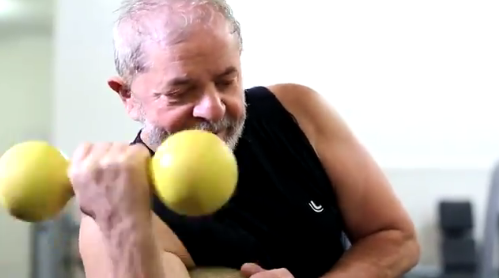 Vídeo de Lula malhando viraliza: qual é a lição de marketing sobre isso