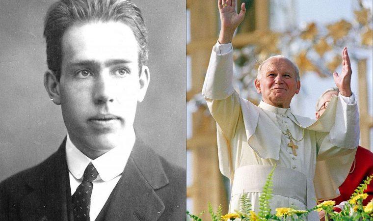 "Como João Paulo II ""complementou"" Niels Bohr"