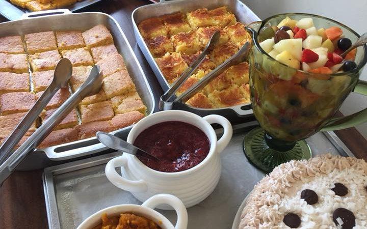 Restaurante ovolactovegetariano de Curitiba serve brunch aos sábados