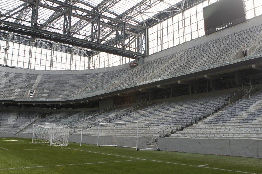 Prefeitura de Curitiba prepara oferta ao Atlético sobre dívida da Arena da Copa. Daniel Caron/Gazeta do Povo