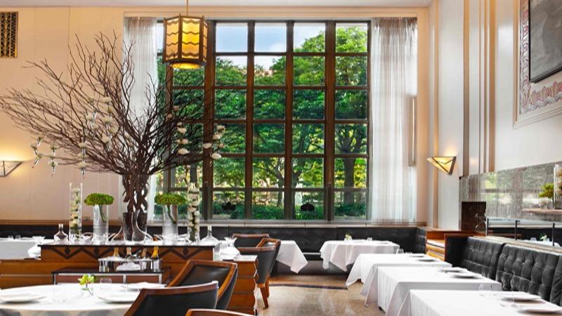 Eleven Madison Park venceu o primeiro lugar da lista dos 50 melhores restaurantes do mundo, a excelência do chef Daniel Humm é o grande destaque do restaurante Nova-iorquino. (crédito: divulgação).