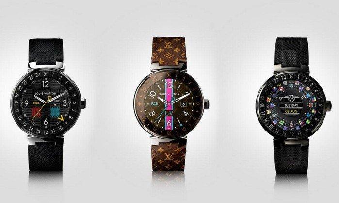 Serão seis cores e modelos do smartwatch e mais de 60 pulseiras. (crédito: divulgação).
