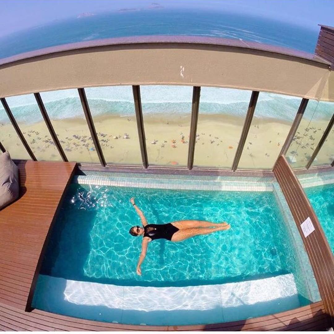 O Hotel Janeiro fica localizado no trecho mais valorizado do país. (crédito: divulgação).