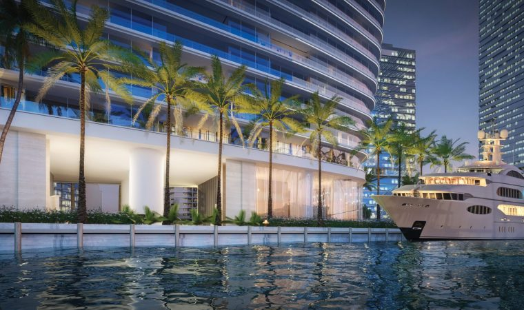 Aston Martin anuncia condomínio de luxo em Miami