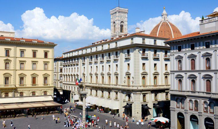Hotel Savoy reabre em parceria com a grife Emilio Pucci