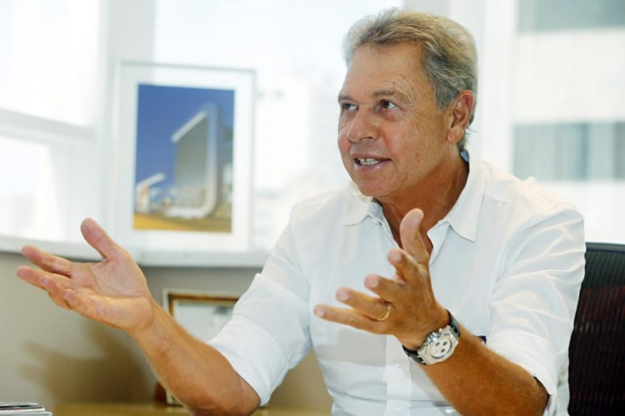 Joel Malucelli. Foto: Albari Rosa/Arquivo Gazeta do Povo